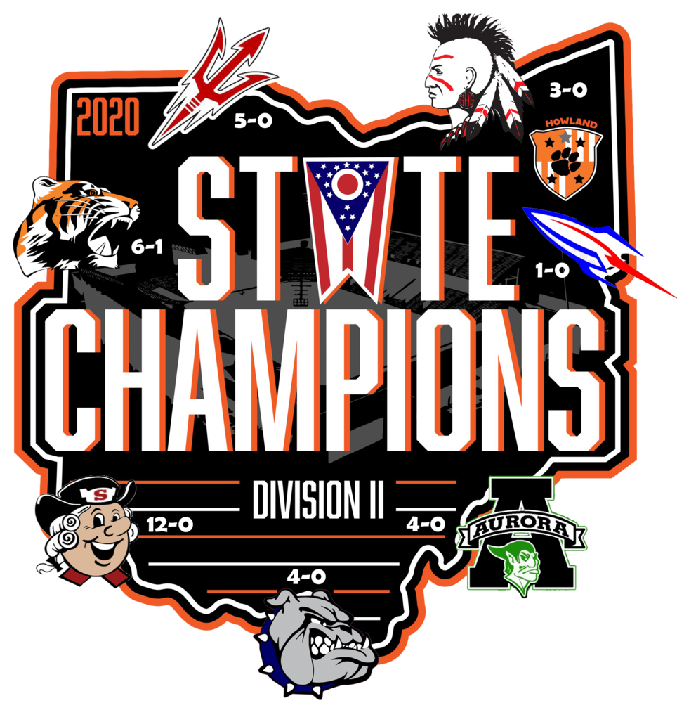 Howland High School's boys soccer team wins state championship