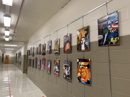 Howland High School showcases fine and performing arts program