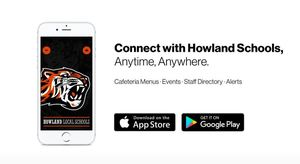 Howland Schools launches new website, cell app